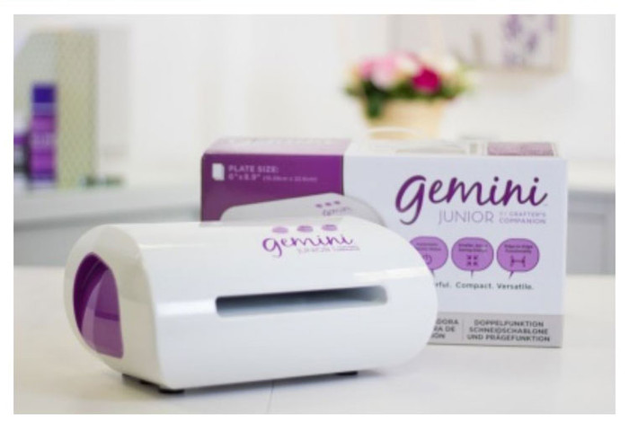 Crafters Companion Gemini Junior Electronic Die Cutting Machine