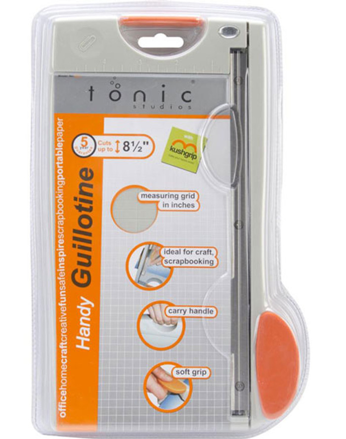 """Tonic Guillotine Comfort Paper Trimmer 8.5"""" by Tim Holtz"""