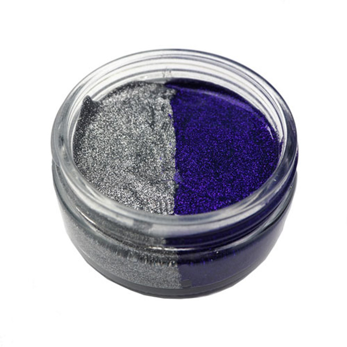 Cosmic Shimmer Glitter Kiss Duo - LILAC FROST 50ml