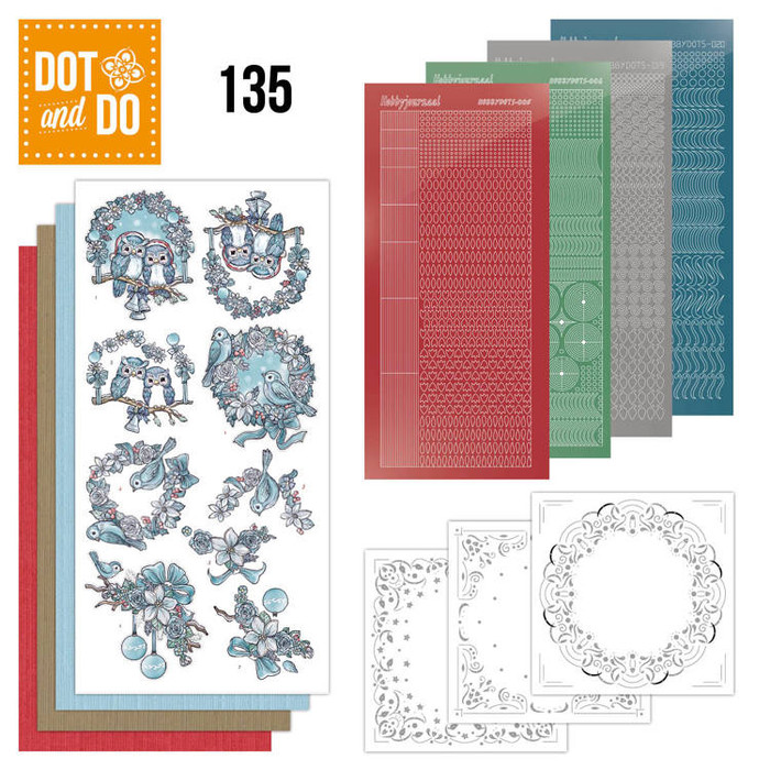 Dot and Do Kit #135 - Christmas Dreams