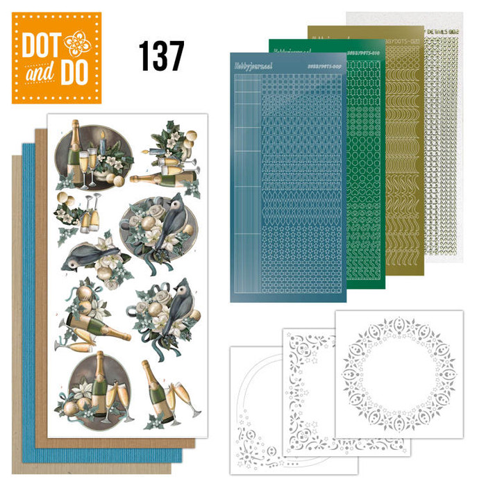 Dot and Do Kit #137 - Christmas Wishes