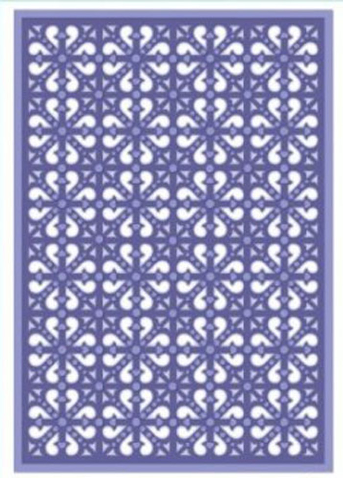 Sue Wilson - The Californian Collection - Background Die CED1101 - 15% Off