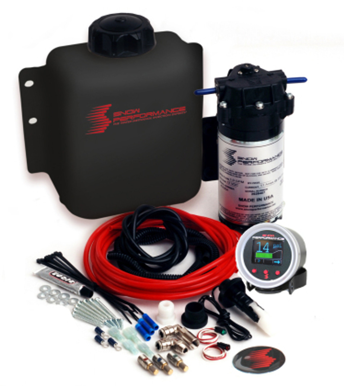 Snow Performance Boost Cooler Stage 2 Water Injection
