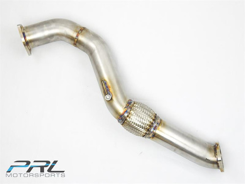 """2017+ Honda Civic Type-R 2.0T PRL Motorsports 3"""" Front Pipe"""