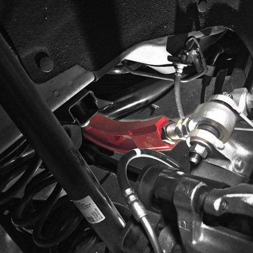 Honda Civic(FC) 2016+ Godspeed Rear Adjustable Camber Arms With Spherical Bearing