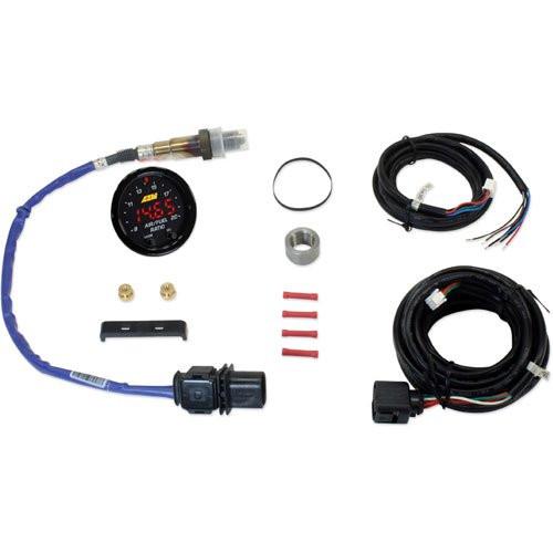 AEM X-Series Wideband UEGO AFR Sensor Controller Gauge; w/ X-Digital Technology