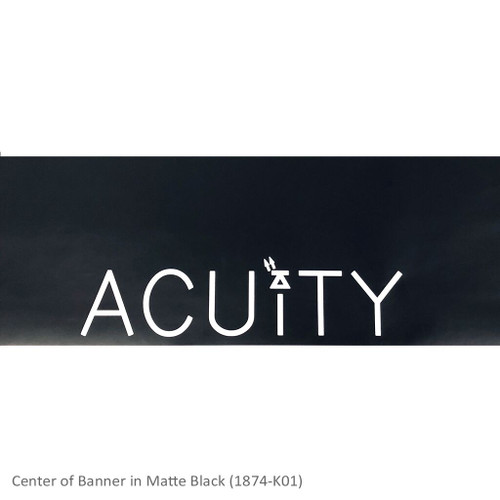 ACUITY Classic Windshield Banner