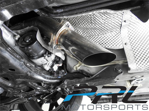 "2016+ Honda Civic 1.5T PRL Motorsports 3"" Exhaust Turndown"