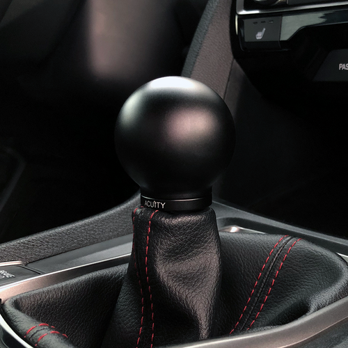 Acuity  POCO Low-Profile Shift Knob Black