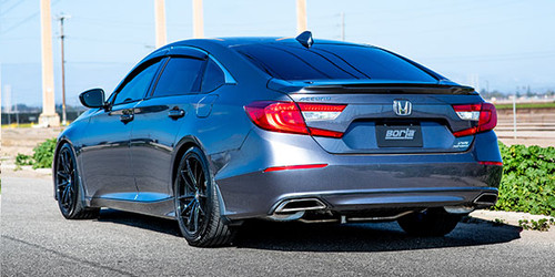 BORLA Exhaust for the 2018+ Honda Accord 2.0T