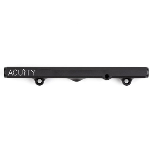 Acuity K-Series Fuel Rail in Satin Black Finish