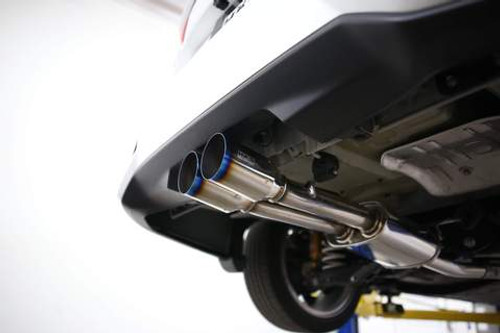 HKS HI-POWER MUFFLER EXHAUST HONDA CIVIC SI SEDAN (FC) 2017-2019