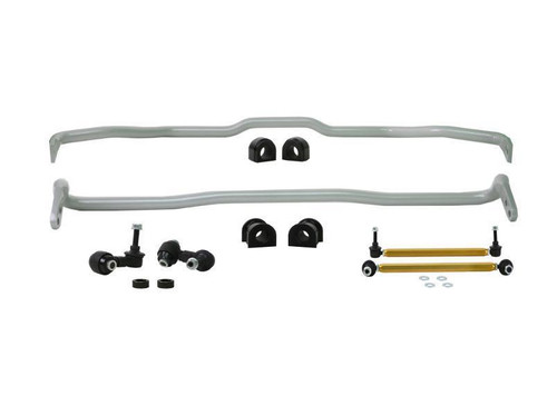 Whiteline Adjustable Front & Rear Sway Bar Kit | 2016+ Honda Civic