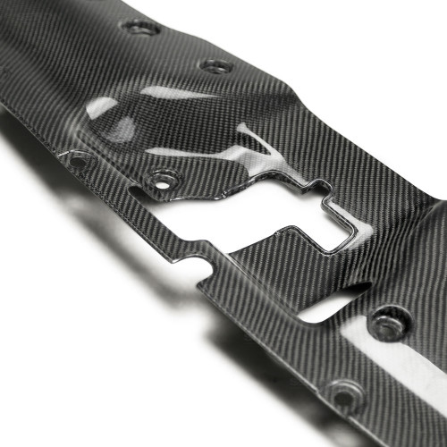 CARBON FIBER COOLING PLATE FOR 2017-2020 HONDA CIVIC TYPE R