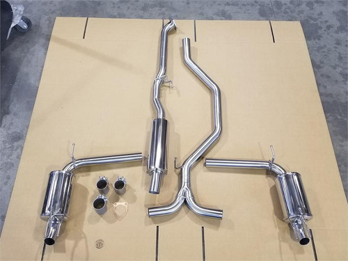Thermal 2018+ Honda Accord Sport 1.5T Frontpipe Back Exhaust
