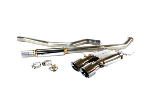 2016+ Honda Civic Si 10th Gen Full Race Cat-back Exhaust System