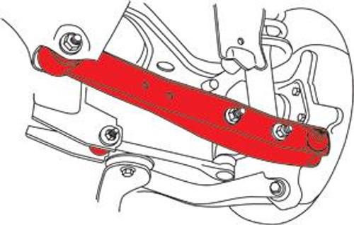 2013+ Subaru BRZ/ Scion FRS SPC Rear Camber