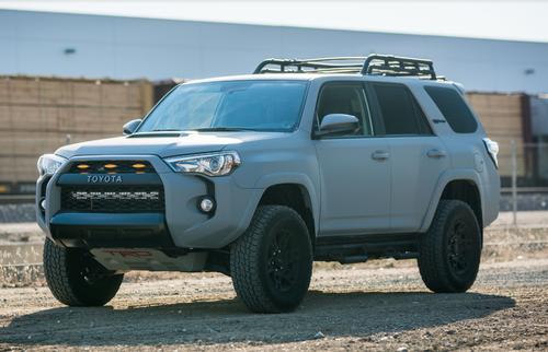 PRO-LIFT-KIT Springs (Front & Rear Springs) 2019+ TOYOTA 4Runner TRD Pro 4WD