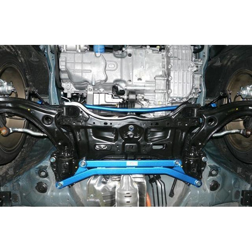 CUSCO FRONT LOWER ARM BRACE [REVISED] - TYPE 2 - HONDA CR-Z, FIT, INSIGHT