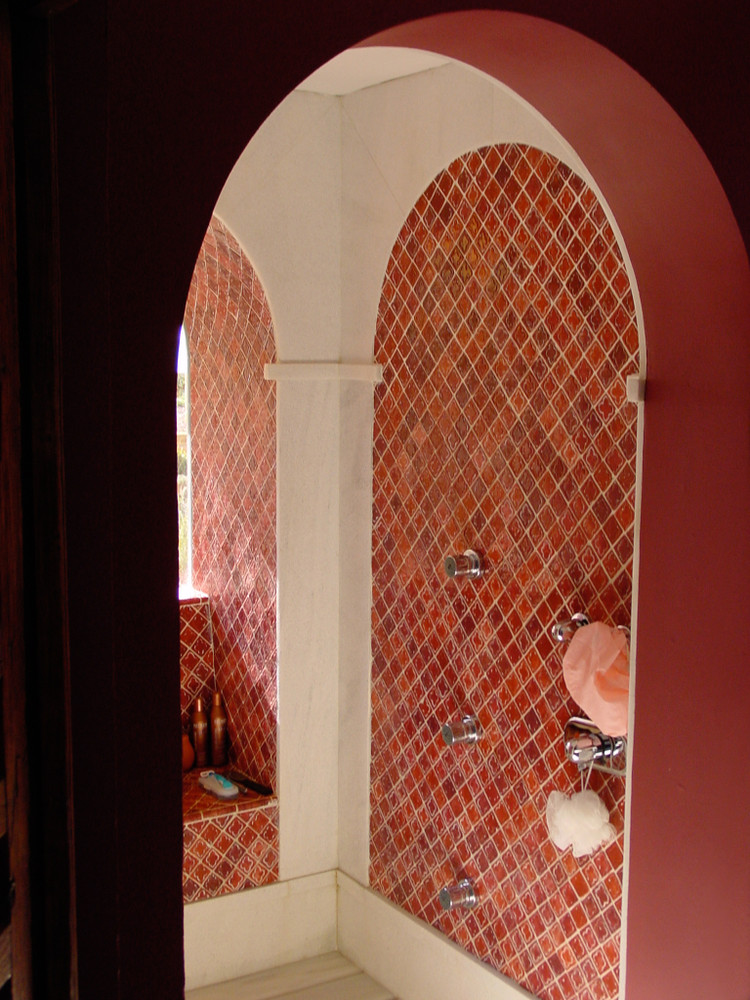 Handmade tiles bathroom Alhambra #2