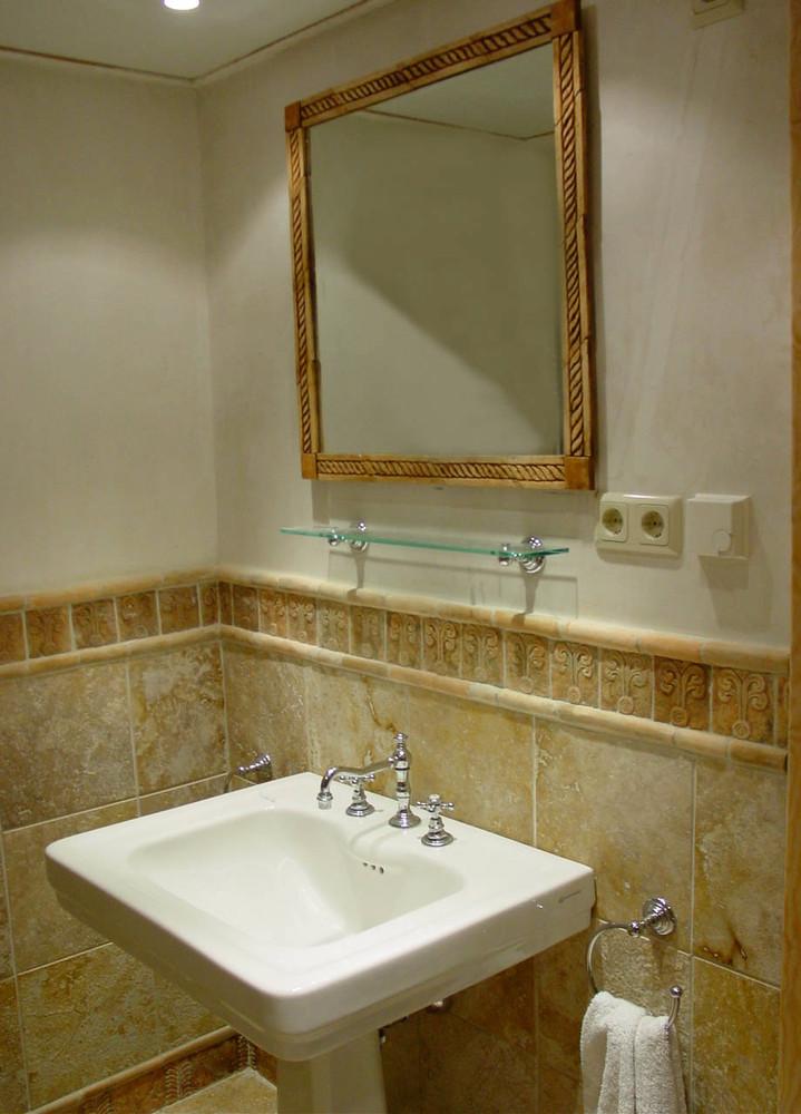 Handmade tiles bathroom Roma