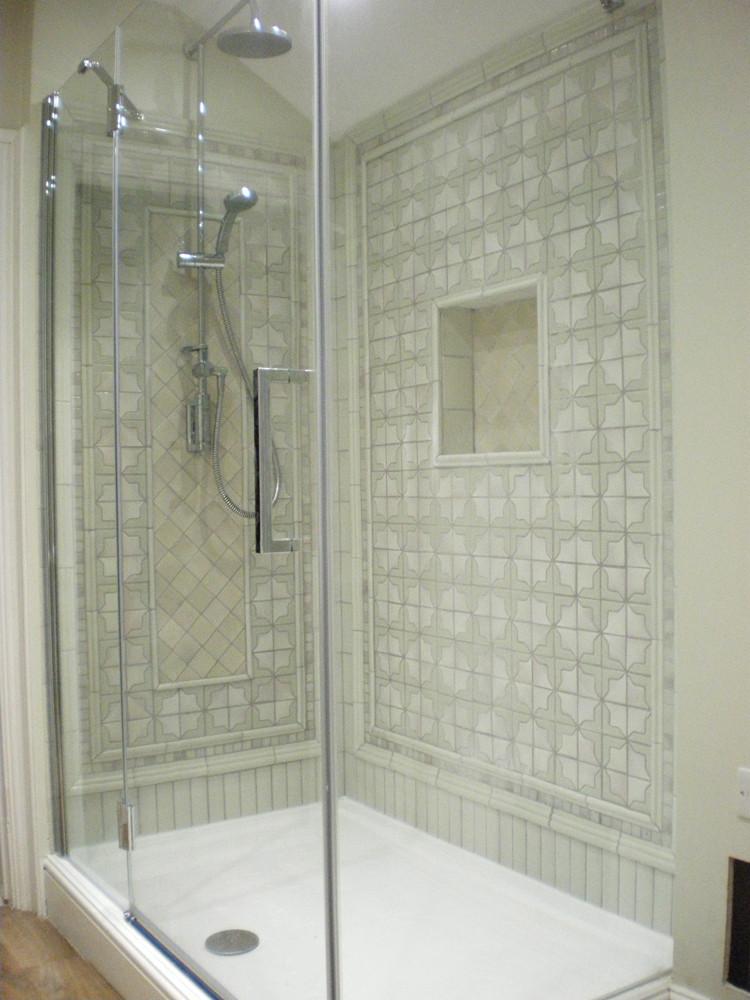 Handmade tiles bathroom syria