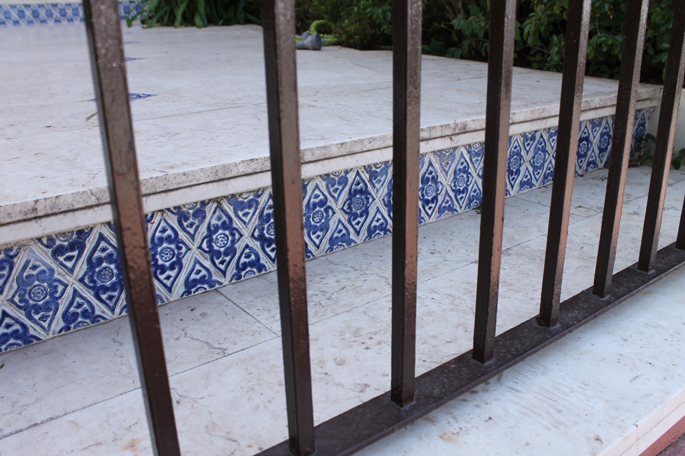 Architectural ceramics risers #2