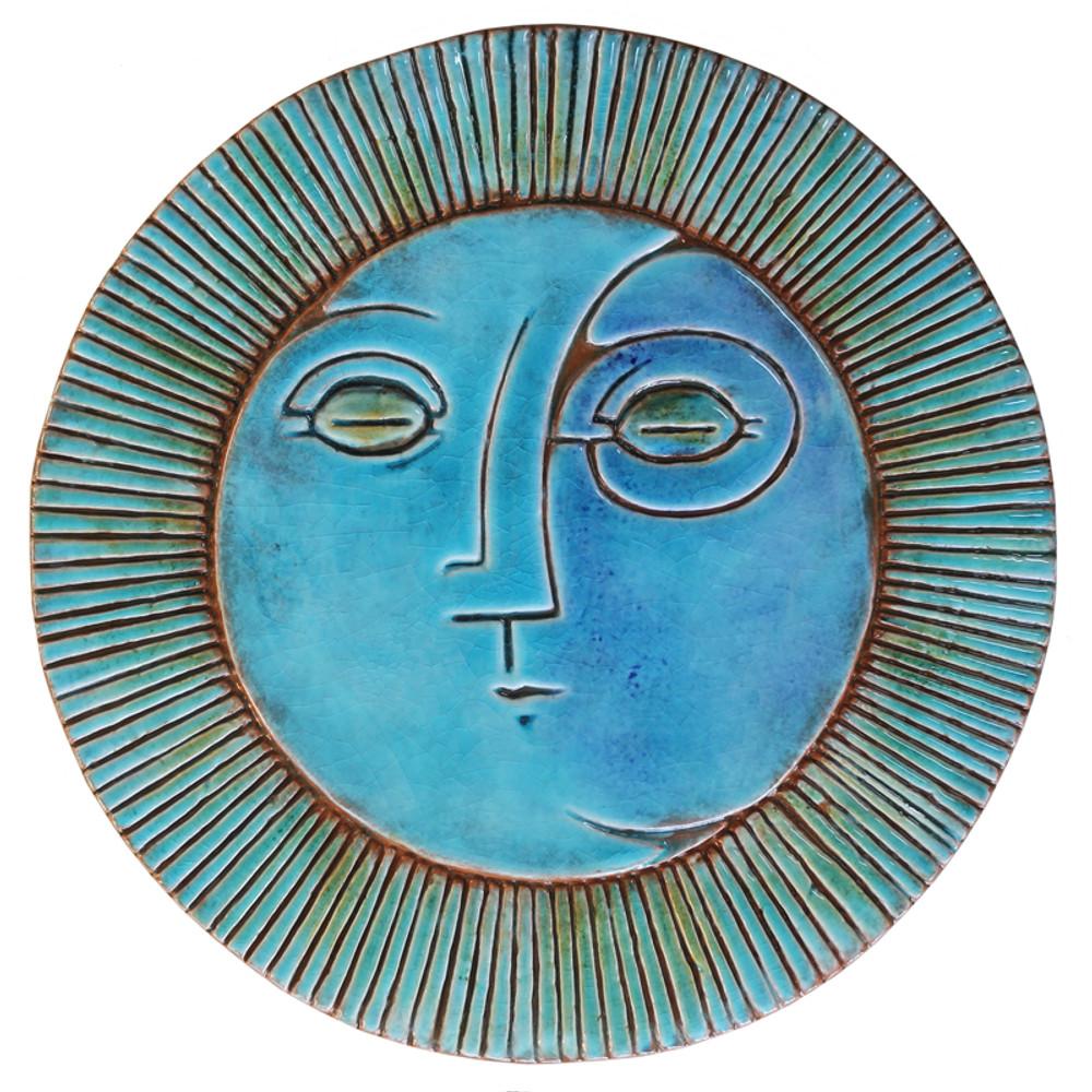 Circular Tile Sun&Moon - #4 - Large