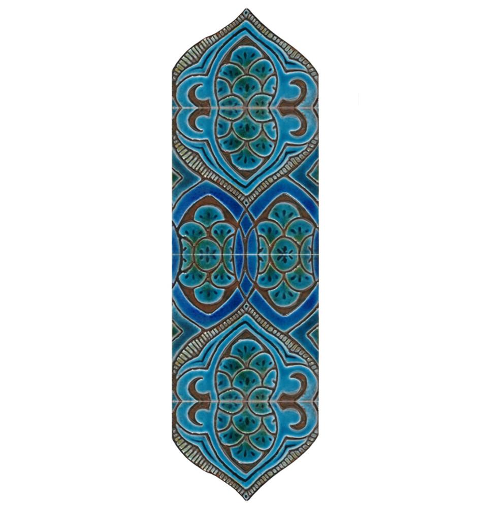 Moroccan Pillar Tiles