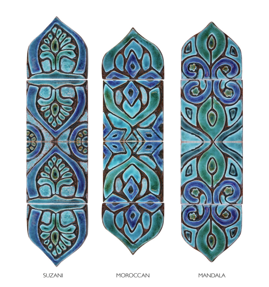 pillar sets context suzani deco 8cm designs