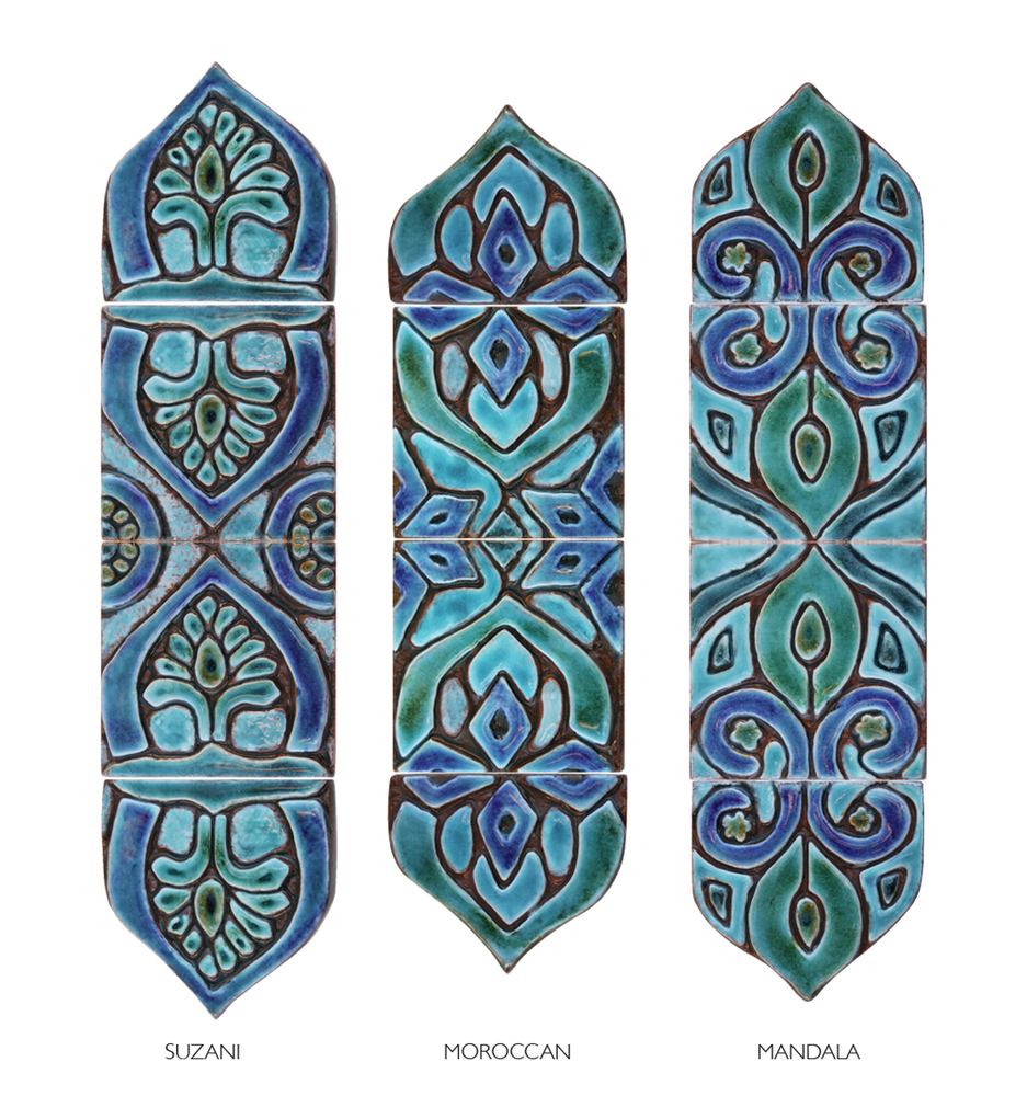 pillar sets context Moroccan deco 8cm designs