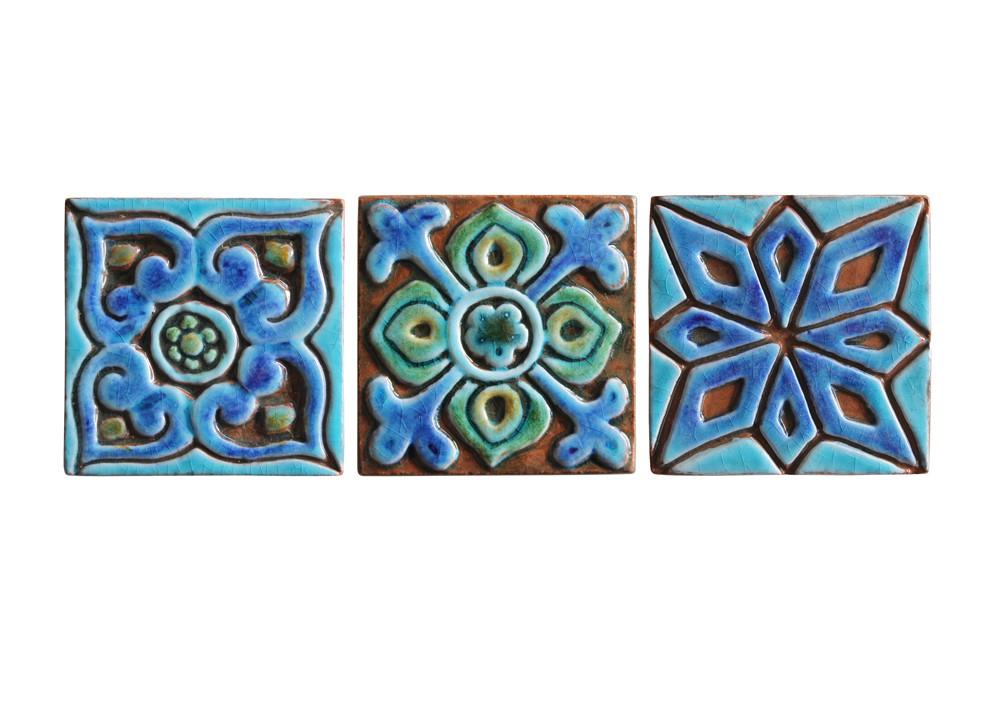Pillars 8cm designs Suzani