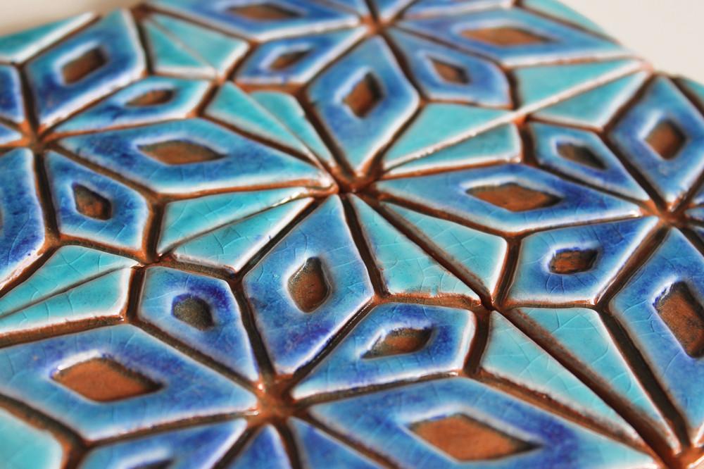 Moroccan Taco Pillar Tiles zoom