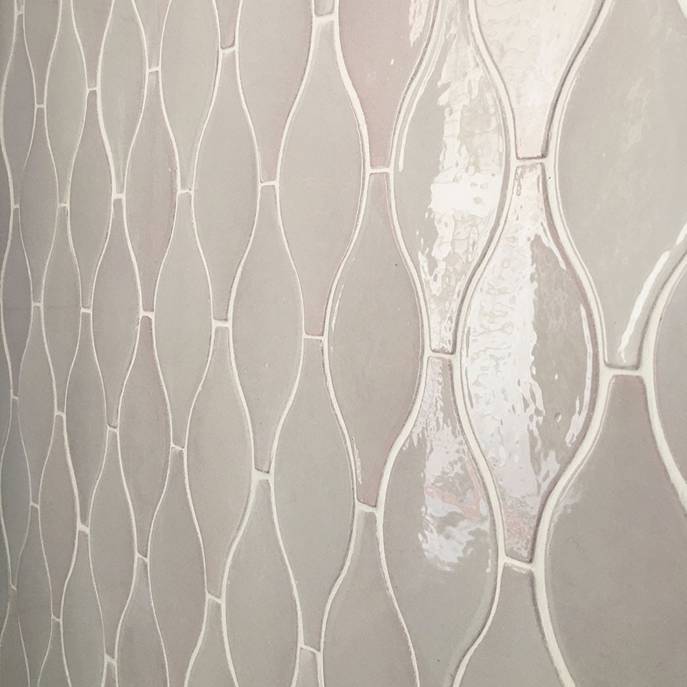 Our handmade tiles are available in different shapes and colours.  Each tile is meticulously hand sanded and painted creating a beautiful array of tones. Our ceramic tiles are handmade in Spain.