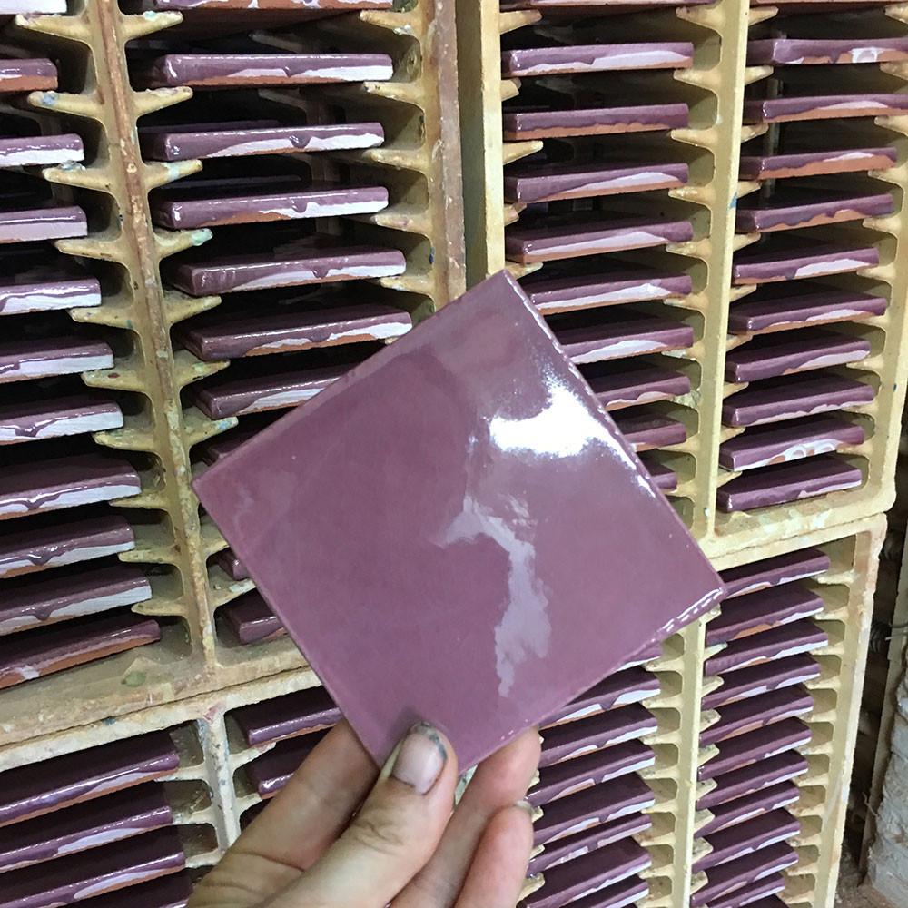 Handmade tiles square [10cm]