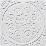 These handmade tiles make wonderful kitchen tiles, bathroom tiles, wall decor and outdoor wall art.  White relief tile handmade in Spain.