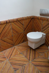 Handmade tiles bathroom Diagonal #2