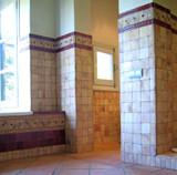 Handmade tiles bathroom Mosaic