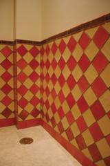 Handmade tiles bathroom Plain tiles