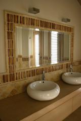 Handmade tiles bathroom Silueta #3