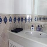Handmade tiles diamond bathroom #4