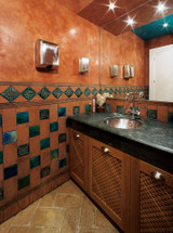 Handmade tiles bathroom Taco madras #1