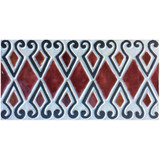 Decorative tiles for kitchens and bathrooms