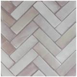Handmade tiles herringbone [5x15cm]
