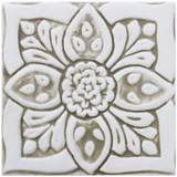 Handmade tile for kitchens, bathrooms and outdoor wall art. Decorative tile handmade in Spain.