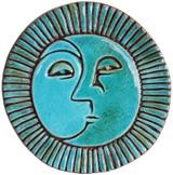 Circular Tile Sun&Moon - #4 - Small