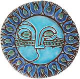 Circular Tile Sun&Moon - #6 - Large