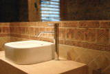 Handmade tiles bathroom 1001 nights #1
