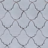 Handmade tiles moroccan leaf [12x13cm]