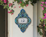 ​Unique house numbers for your home entrance